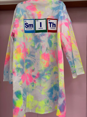Science Teacher Lab Coat