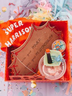 Spidey Box