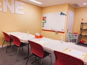 Upper Elementary classroom