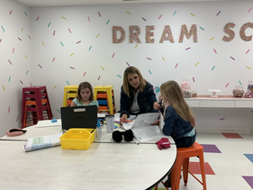 Dream Scene Learning Pod