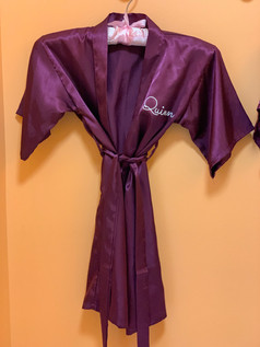Robe for Spa and Slumber Party Box
