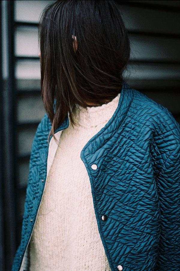 romi jakna i tijana dzemper romi fluid.j