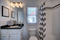 Model Unit Master Bathroom