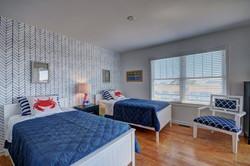 Model Unit Second Bedroom