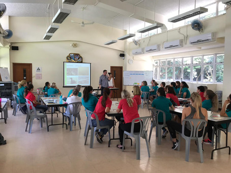 English Speaking Guides Leaders Training Day - Saturday 28 September, 2019