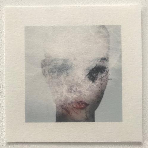 Hand varnished signed print - Untitled