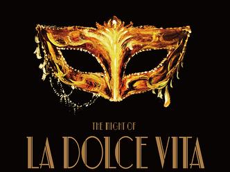"The Night of LA DOLCE VITA""MASQUERADE""に田原綾子が出演いたします。"