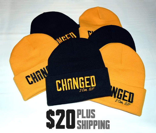 CHANGED Winter Hats