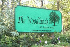 The Woodlands at Austin Lake condominium community