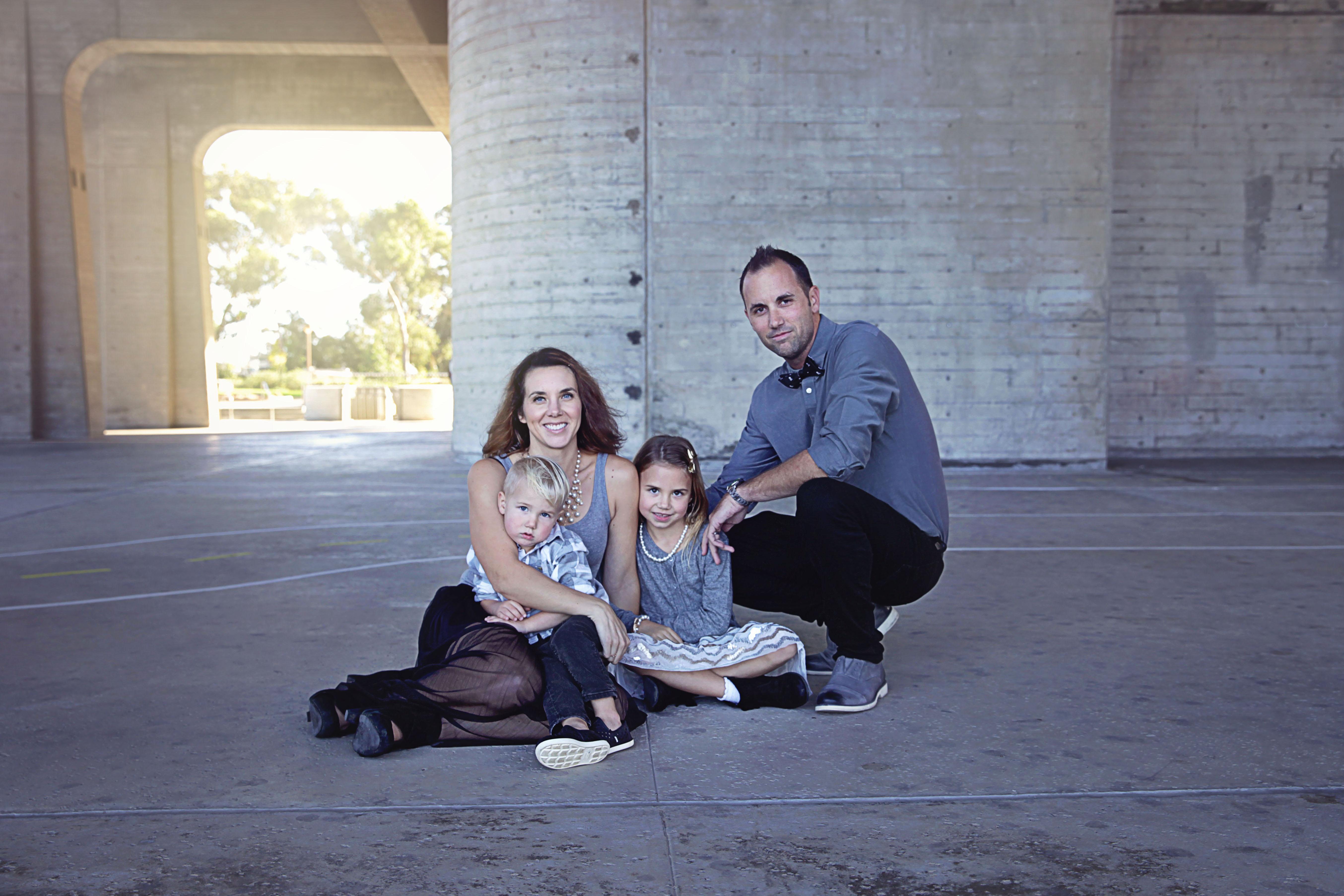San Diego Family P