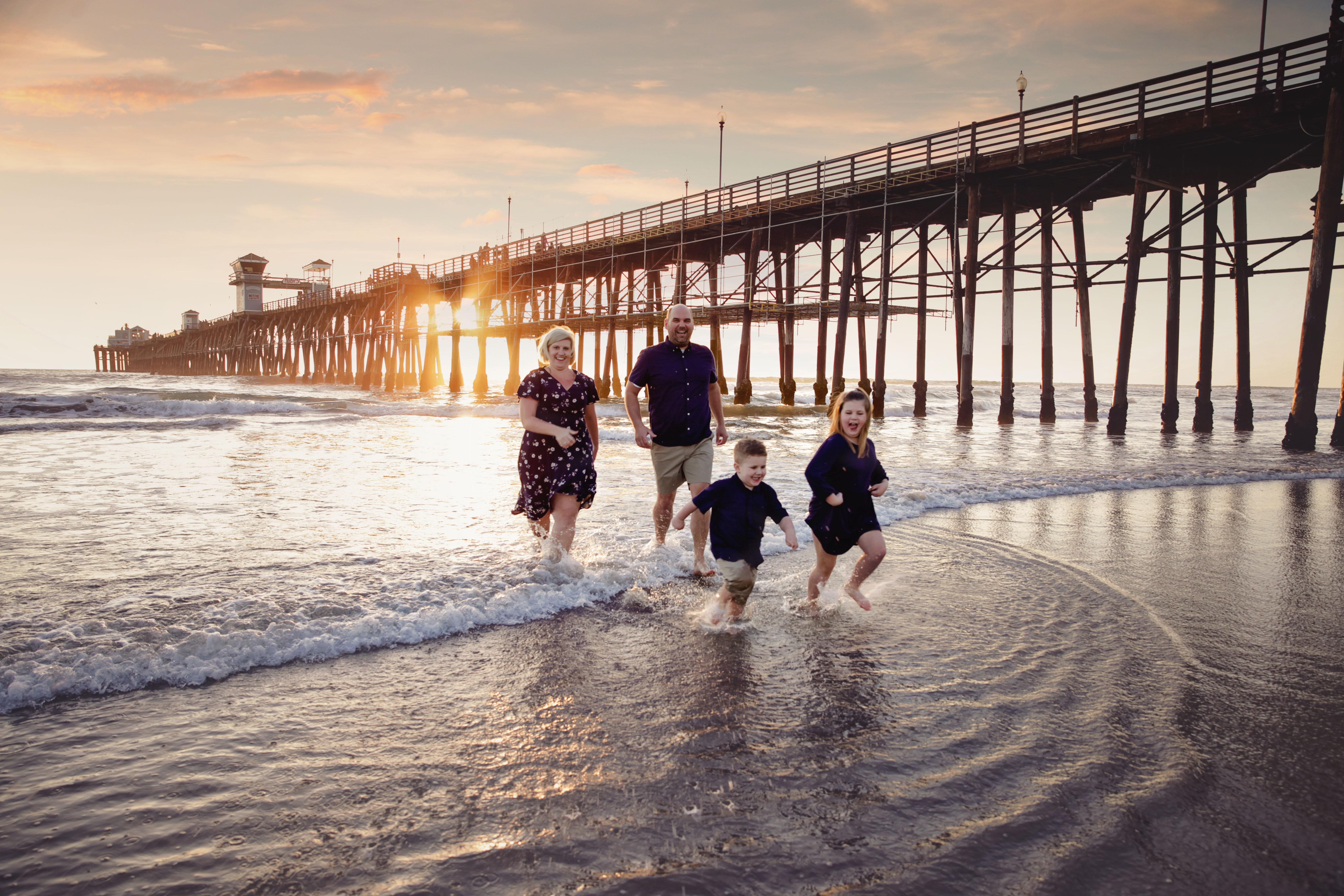 OCEANSIDE CA FAMILY PHOTOGRAPHER