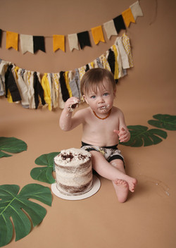 Cake Smash Oceanside CA