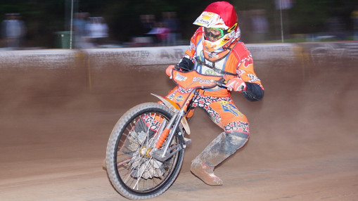Matt Williamson Heat 13 : Image By Ian Groves