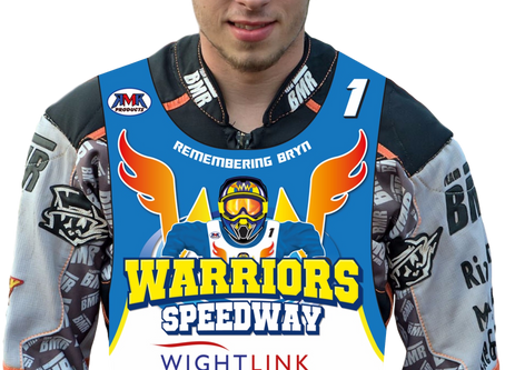 'Wightlink' Warriors Speedway Team Secure Classy New Number One