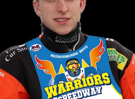 Danno Verge Joins The Wightlink Warriors