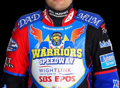 Chris Widman Completes the 2018 Wightlink Warriors