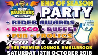 End Of Season Party Video Now On The Main Page