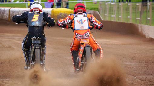 Matt Williamson & Liam Carr Start Heat 6 : Image By Ian Groves