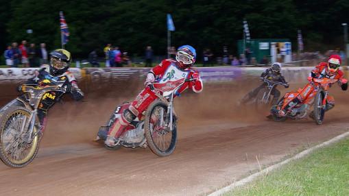 Liam Carr, James Cockle, Matt Williamson : Image By Ian Groves