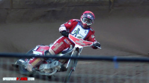 James Cockle In Heat 4 : Image By Speedway Portal