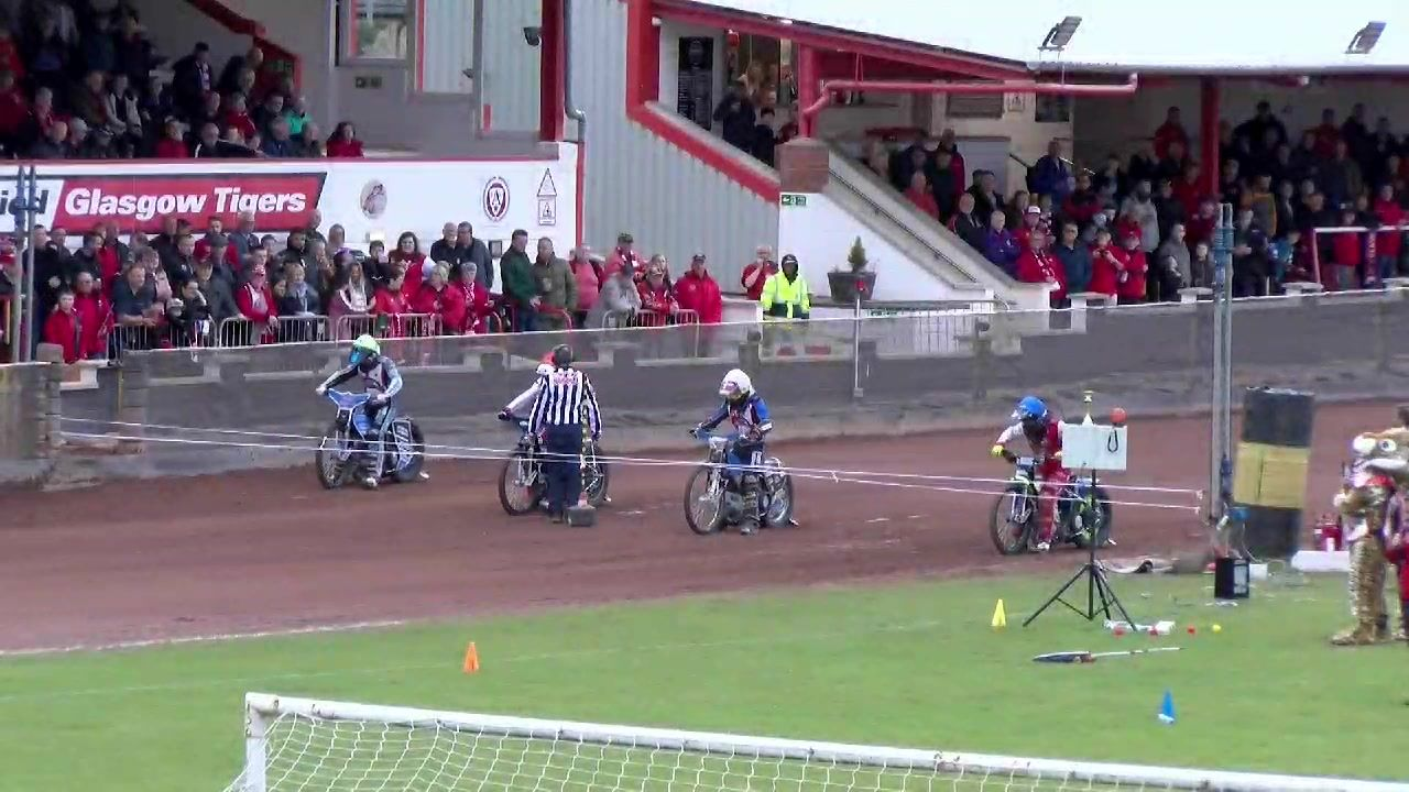 Heat 3 : Glasgow 'Tigers' vs Redcar 'Bears' : Knockout Cup 2nd Leg : 05/07/2019