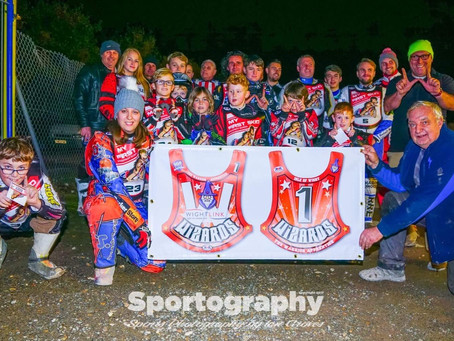 Speedway Promoters Delight At 'Wightlink' Wizards Return