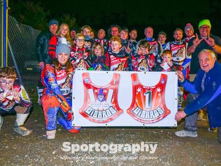 Speedway Promoters Delight At 'Wightlink' Wizards Return