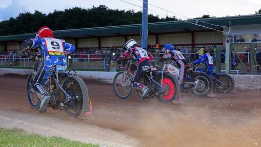 Semi Final 1 Start : Image By Ian Groves