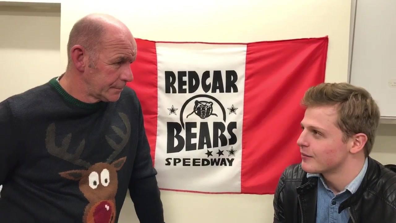 Interview : Redcar 'Bears' : 15/12/2018