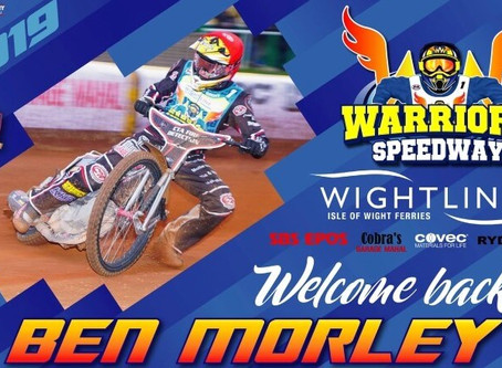 Warriors Delight As Ben Morley Continues In 2019
