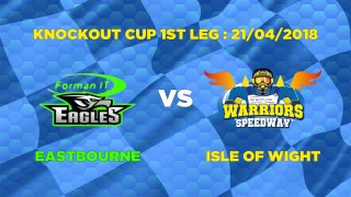 EASTBOURNE 'Eagles' vs WARRIORS