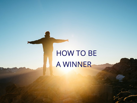 How to be a winner in times of a crisis