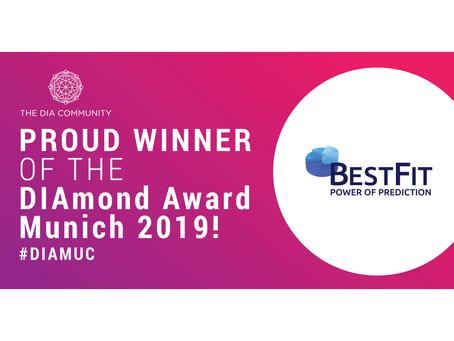 BESTFIT – DIAmond Award Winner