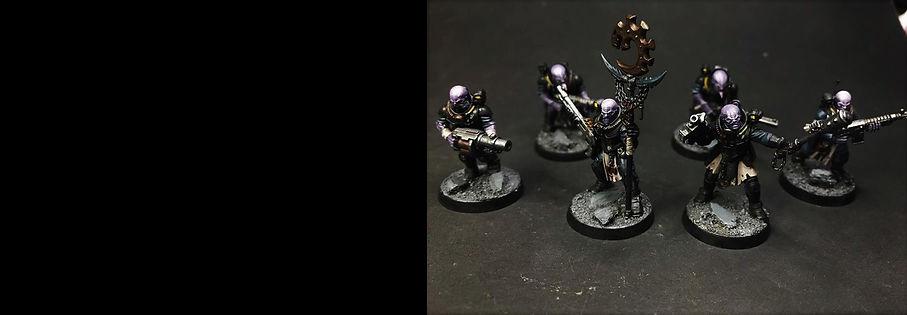 Genestealer Cult 40k BBS Miniature Painting Commission Service