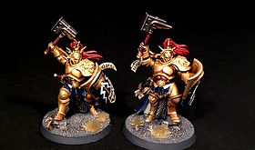 Liberators Stormcast Eternal Age of Sigmar BBS Miniature Painting Commission Service