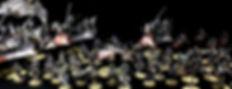 Dark Eldar Drukhari 40k BBS Miniature Painting Commission Service