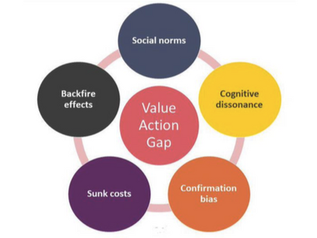 The Value-Action Gap in Consumer Decision-Making