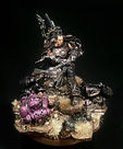 Ferrus Manus Iron Hands Space Marines 40k 30k Horus Heresy BBS Miniature Painting Commission Service