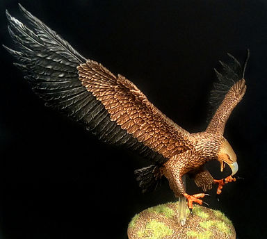 Lord of the Rings Great Eagle BBS Miniature Painting Commission Service