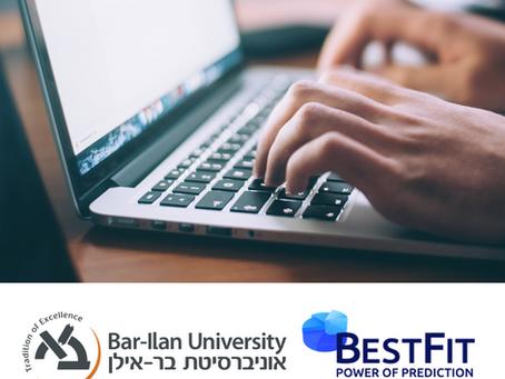 Bar-Ilan University and BESTFIT