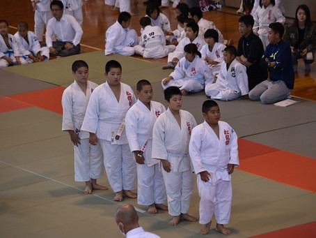 第40回 園田兄弟杯少年柔道大会