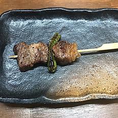 【熊本県産】味彩牛 三角バラ焼き