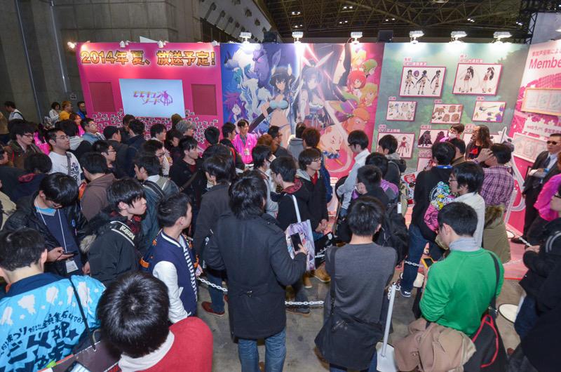 アニメジャパン2014〈モモキュンソード〉3