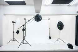スタジオ内1
