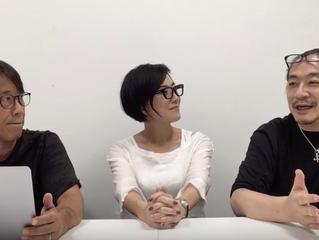 3人のローンチプロデューサー対談動画公開!