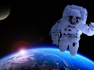 宇宙飛行士になって地球を出る!