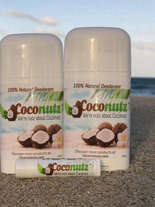 Buy 2 Deodorants Get 2 Lip Balms Free
