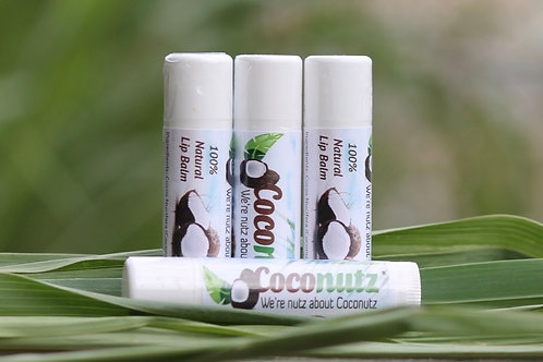 Buy 3 100% Natural Lip Balm and Get 1 Free