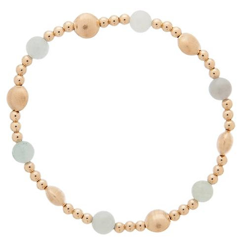 enewton- Honesty Gold Sincerity 6mm Bead Bracelet