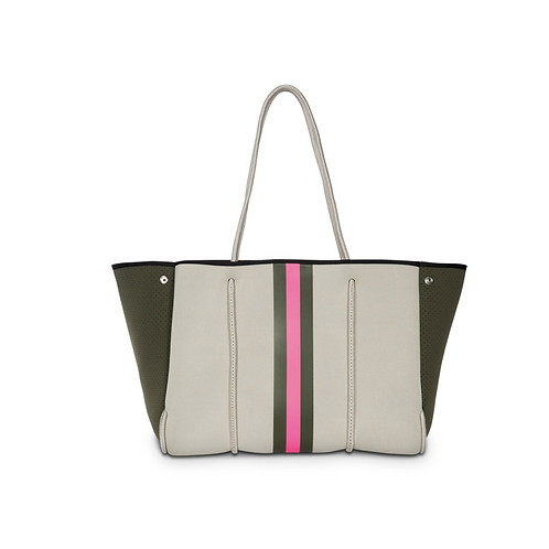 Army Green Tote